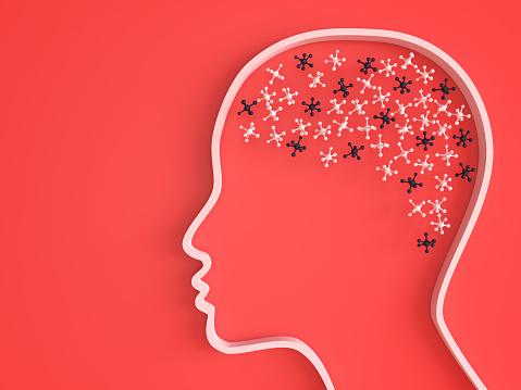 Neuroscience「Artificial Intelligence digital concept」:スマホ壁紙(1)