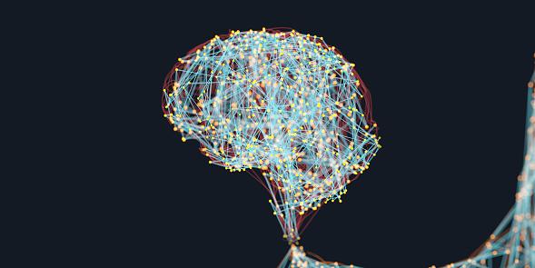 Neuroscience「Artificial Intelligence digital concept」:スマホ壁紙(4)