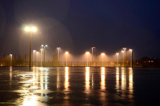 Parking Lot「Artificial Light」:スマホ壁紙(3)