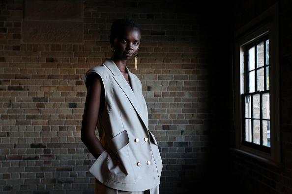 Lisa Maree Williams「Mercedes-Benz Presents Aje - Backstage - Mercedes-Benz Fashion Week Australia 2019」:写真・画像(5)[壁紙.com]