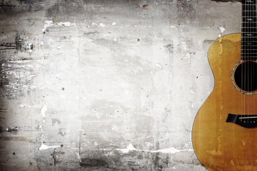 Rock Music「Grunge guitar」:スマホ壁紙(5)