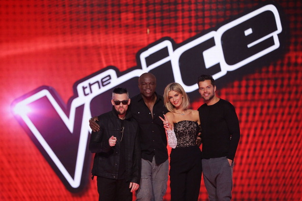 The Voice - Television Show「'The Voice' Final Four Photo Call」:写真・画像(15)[壁紙.com]