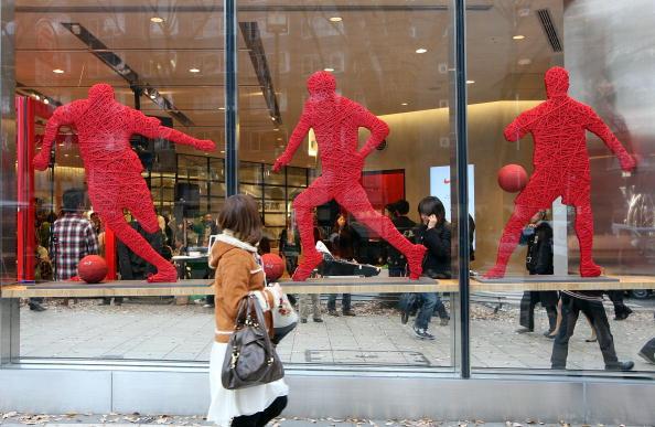 Marcus Tulio Tanaka「Nike (RED) Event at NikeTown Tokyo」:写真・画像(19)[壁紙.com]