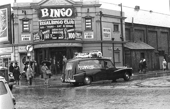 Corner「Regal Bingo Club」:写真・画像(9)[壁紙.com]