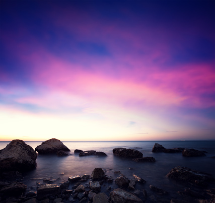 Water's Edge「Moonlit Coastline」:スマホ壁紙(16)