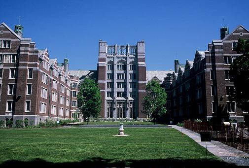 Courtyard「Wellesley College Dormitory」:スマホ壁紙(15)