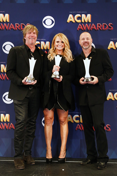 MGM Grand Garden Arena「53rd Academy Of Country Music Awards - Press Room」:写真・画像(2)[壁紙.com]