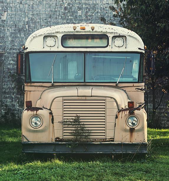 School Bus:スマホ壁紙(壁紙.com)