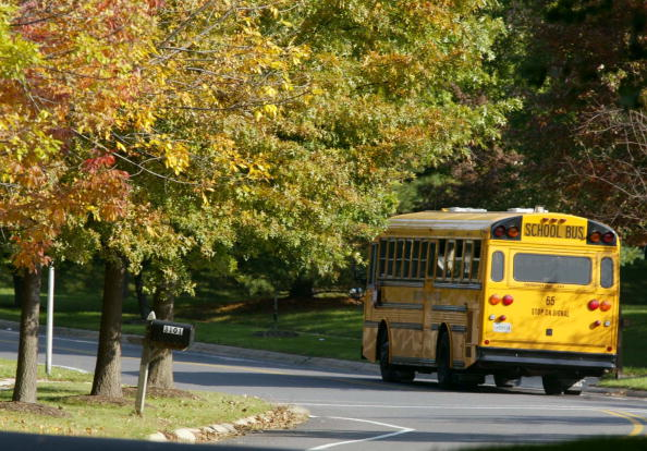 School Bus「Montgomery County Schools Under Code Blue」:写真・画像(3)[壁紙.com]