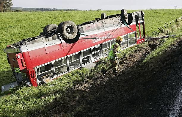 Students Injured In School Bus Crash:ニュース(壁紙.com)