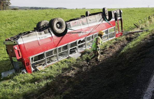 School Bus「Students Injured In School Bus Crash」:写真・画像(8)[壁紙.com]