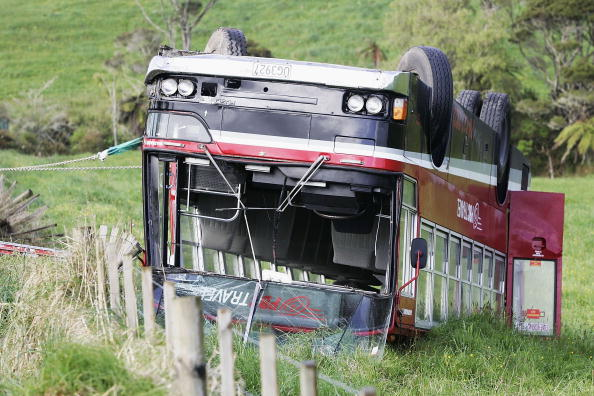 School Bus「Students Injured In School Bus Crash」:写真・画像(9)[壁紙.com]
