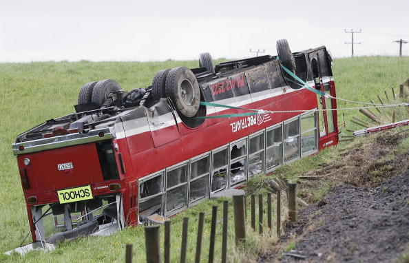 School Bus「Students Injured In School Bus Crash」:写真・画像(12)[壁紙.com]