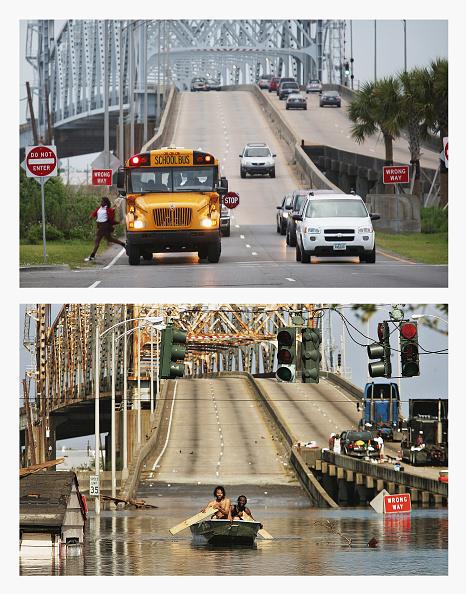 School Bus「Louisiana 10 Years After Hurricane Katrina」:写真・画像(13)[壁紙.com]