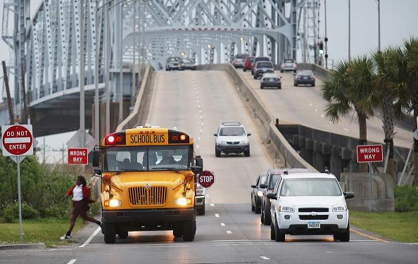 School Bus「New Orleans Prepares To Mark 10 Year Anniversary Of Hurricane Katrina」:写真・画像(1)[壁紙.com]