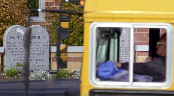School Bus「Appeals Court Rules Ten Commandments Must Go」:写真・画像(14)[壁紙.com]