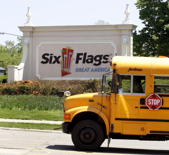 School Bus「Six Flags Policy To Target Sex Offenders」:写真・画像(13)[壁紙.com]