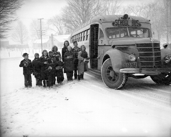 School Bus「Utica School Bus」:写真・画像(19)[壁紙.com]