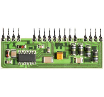 Mother Board「Green Microchip」:スマホ壁紙(13)