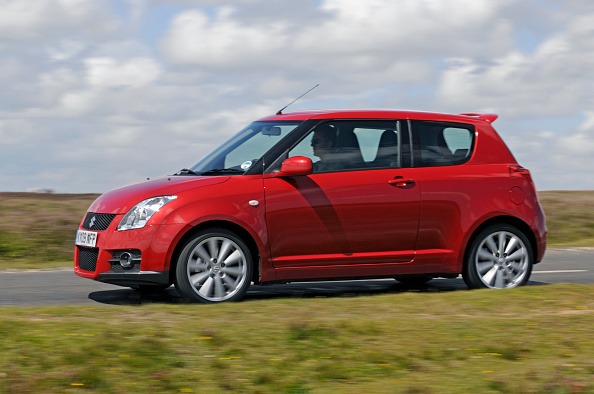 Speed「2009 Suzuki Swift Sport」:写真・画像(19)[壁紙.com]
