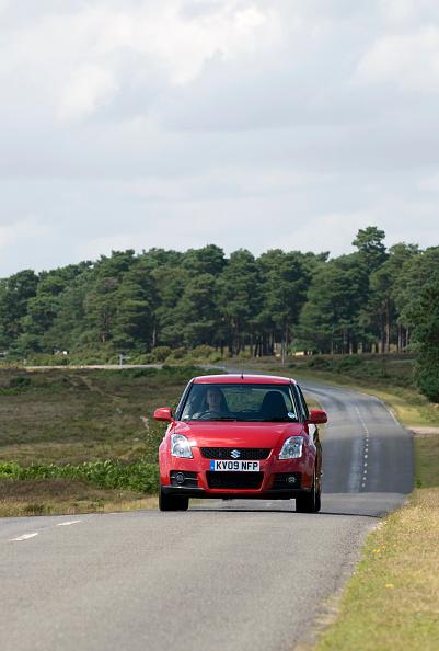 Facade「2009 Suzuki Swift Sport」:写真・画像(16)[壁紙.com]