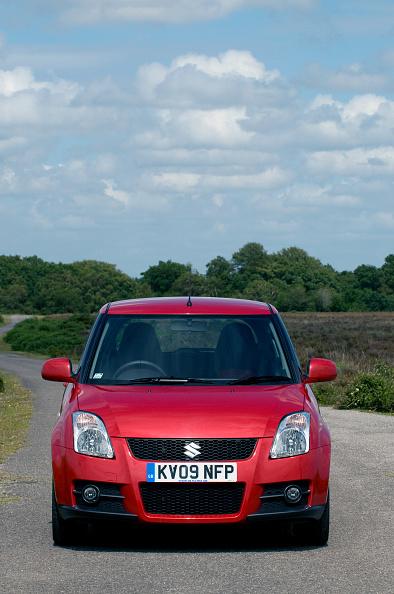 Country Road「2009 Suzuki Swift Sport」:写真・画像(13)[壁紙.com]