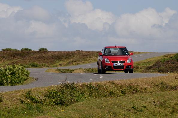 Country Road「2009 Suzuki Swift Sport」:写真・画像(17)[壁紙.com]