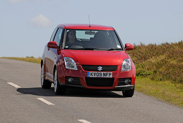 Country Road「2009 Suzuki Swift Sport」:写真・画像(18)[壁紙.com]