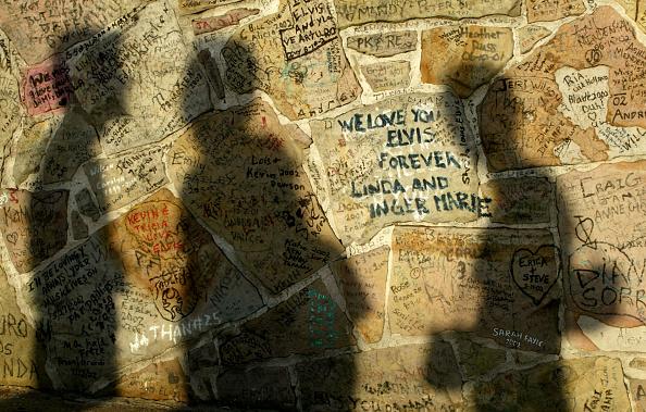 Graffiti「Elvis Week In Memphis」:写真・画像(10)[壁紙.com]