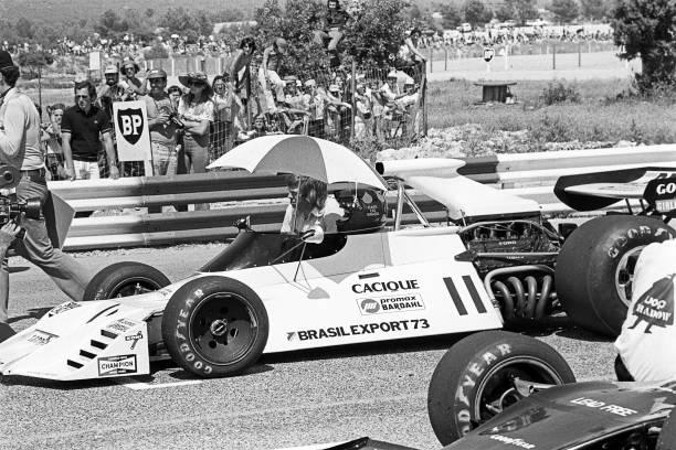 F1レース「Wilson Fittipaldi, Grand Prix Of France」:写真・画像(2)[壁紙.com]