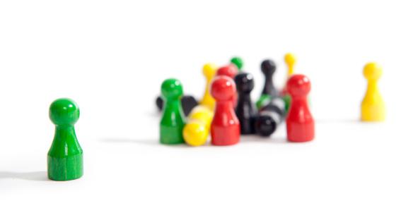 Figurine「leadership」:スマホ壁紙(8)