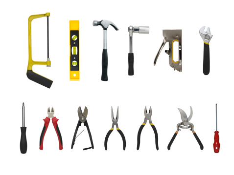 Utility Knife「Work Tools」:スマホ壁紙(1)