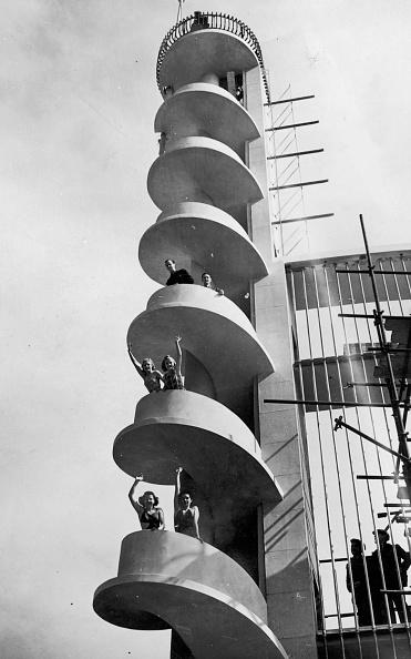 Corkscrew「Corkscrew Tower」:写真・画像(1)[壁紙.com]