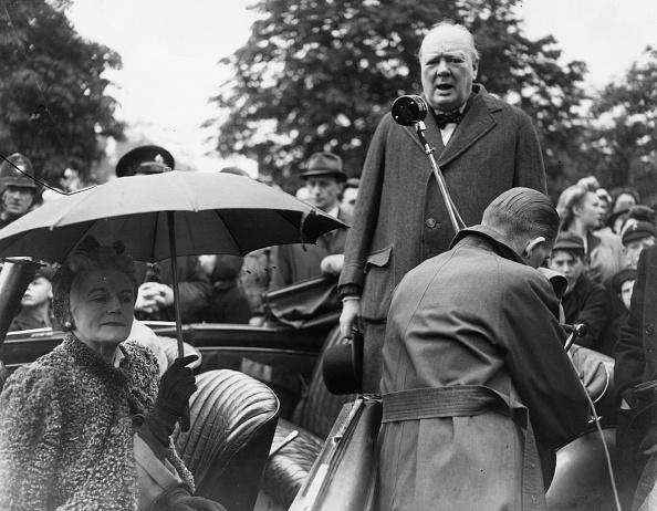 Speech「Churchill Campaigning」:写真・画像(15)[壁紙.com]