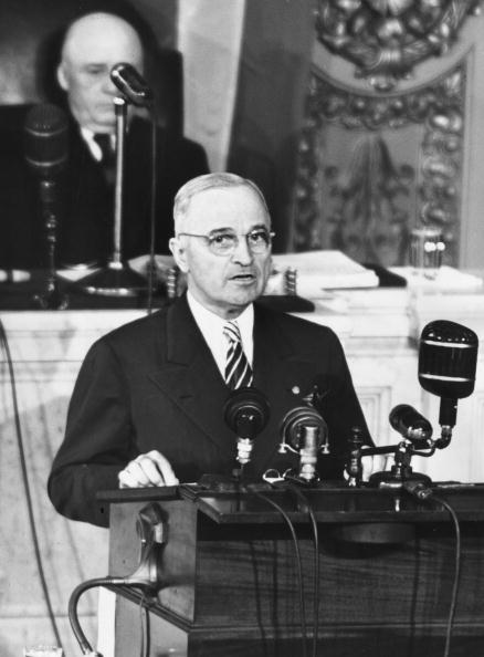 Joint Session of Congress「Harry Truman」:写真・画像(7)[壁紙.com]