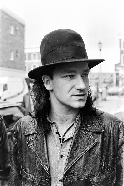 Dave Hogan「Bono 1983」:写真・画像(2)[壁紙.com]