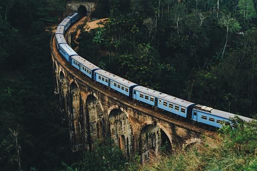 Railway「Nine Arch Bridge in Sri Lanka」:スマホ壁紙(0)