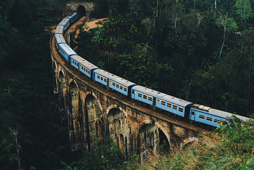 Sri Lanka「Nine Arch Bridge in Sri Lanka」:スマホ壁紙(0)