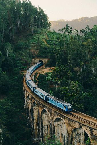 Sri Lanka「Nine Arch Bridge in Sri Lanka」:スマホ壁紙(0)