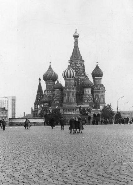 Red Square「St Basil's」:写真・画像(8)[壁紙.com]