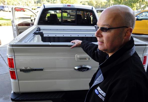 Missouri「Ford Launches 2009 Version Of F-150 Pickup Truck」:写真・画像(19)[壁紙.com]