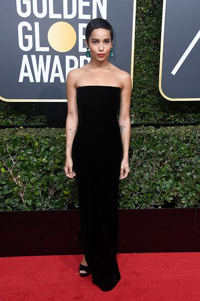Golden Globe Award「75th Annual Golden Globe Awards - Arrivals」:写真・画像(5)[壁紙.com]