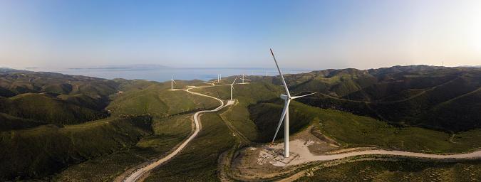 Mill「Panoramic Wind Turbines」:スマホ壁紙(16)