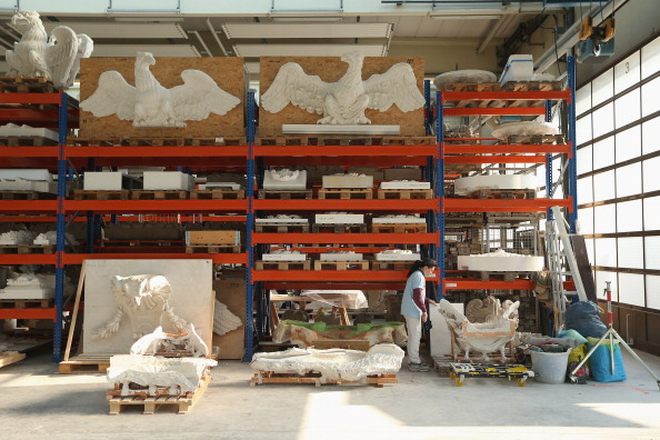 Silicon「Artisans Prepare Elements Of New Berliner Schloss」:写真・画像(5)[壁紙.com]