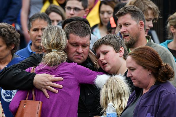 Colorado「Shooting Reported At School In Highlands Ranch, Colorado」:写真・画像(15)[壁紙.com]