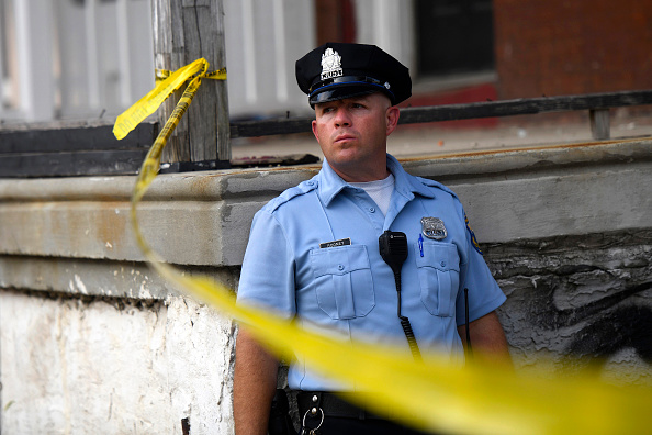 Philadelphia - Pennsylvania「Police Officers Shot In North Philadelphia」:写真・画像(18)[壁紙.com]