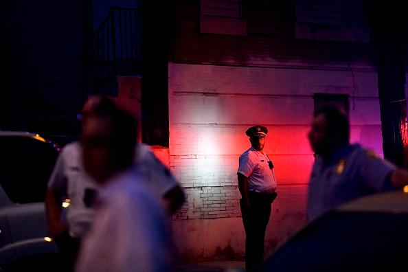 Philadelphia - Pennsylvania「Police Officers Shot In North Philadelphia」:写真・画像(1)[壁紙.com]