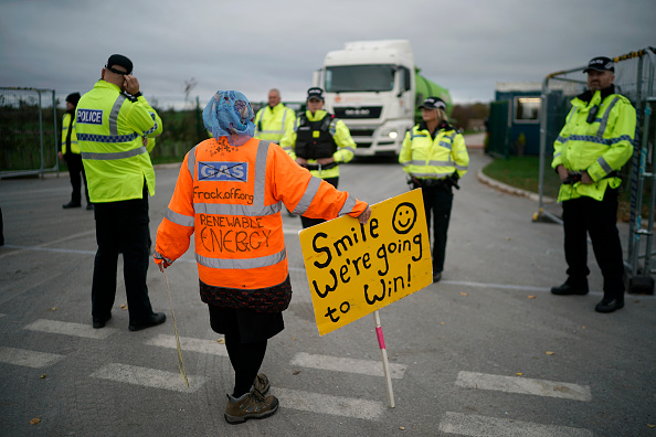 Shale「Fracking Resumes at Cuadrilla Site After Tremor」:写真・画像(6)[壁紙.com]