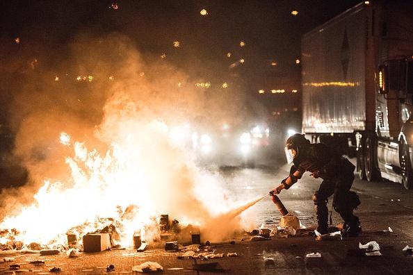 Effort「Protests Break Out In Charlotte After Police Shooting」:写真・画像(17)[壁紙.com]
