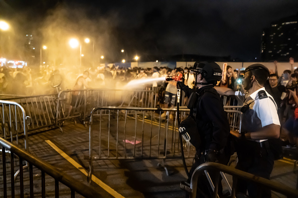 Extradition「Hong Kongers Protest Over China Extradition Law」:写真・画像(15)[壁紙.com]